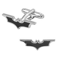 Spinki do mankietów Batman logo