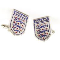 Spinki do mankietów  Anglia piłka nożna godło