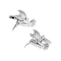 Spinki do mankietów ptak