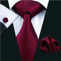 Spinki do mankietów i krawat Aiolos