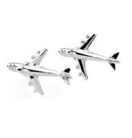 Spinki do mankietów dužy samolot