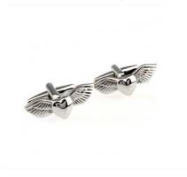 Spinki do mankietów skrzydła anioła