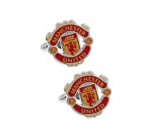 Spinki do mankietów Manchester United
