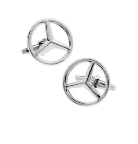 Spinki do mankietów Mercedes