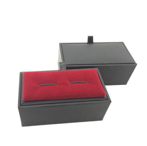 Spinki do mankietów Black Box - 1