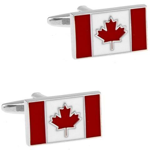 Spinki do mankietów Kanada