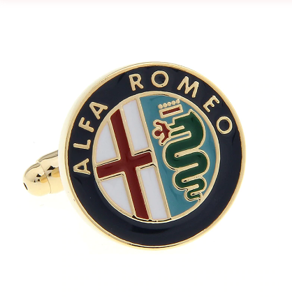 Spinki do mankietów Alfa Romeo - 1