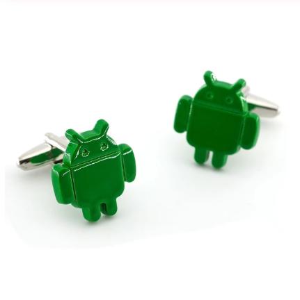 Spinki do mankietów Android