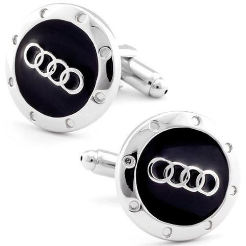 Spinki do mankietów Audi - 1