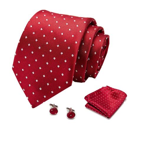 Spinki do mankietów z krawatem Niké