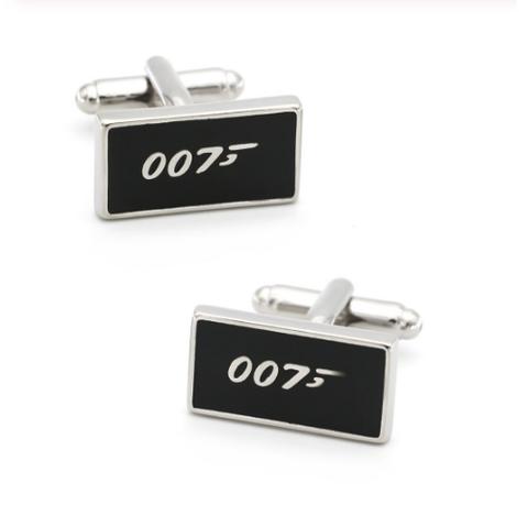 Spinki do mankietów 007 Bond James