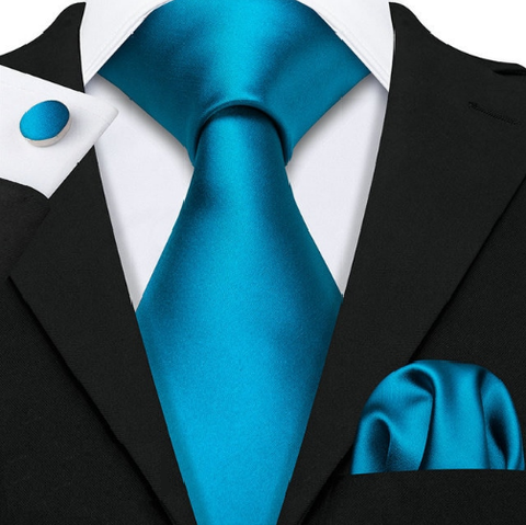 Spinki do mankietów i krawat Apaté