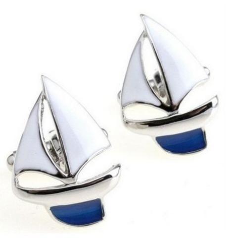 Spinki do mankietów yachting
