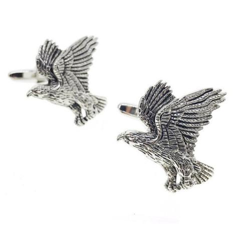 Spinki do mankietów Eagle American - 1