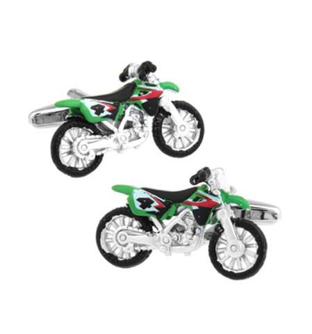 Spinki do mankietów motocyklowych