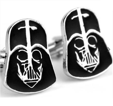 Spinki do mankietów Darth Vader Star Wars - 1