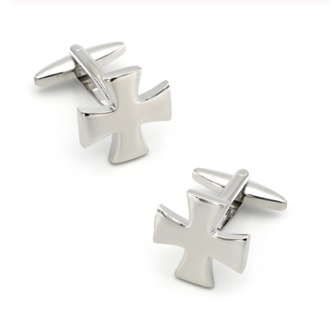Spinki do mankietów z żelaznym krzyżem - 1