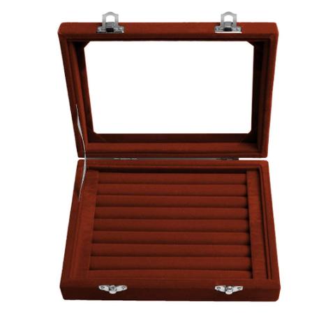 Box na spinki do mankietów 20 ks - 1
