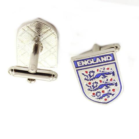 Spinki do mankietów  Anglia piłka nożna godło - 2