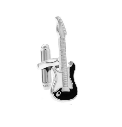 Spinki do mankietów gitara - 2