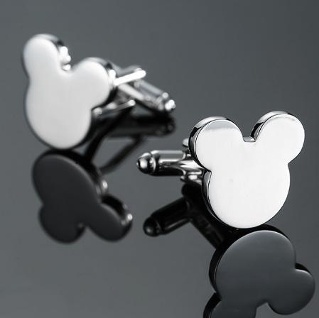 Spinki do mankietów z Myszką Miki - 2