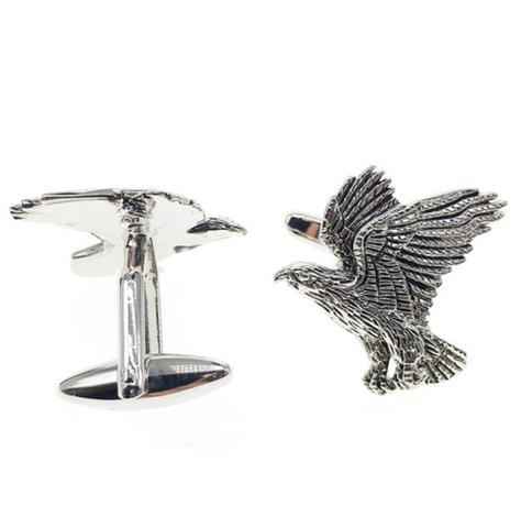 Spinki do mankietów Eagle American - 2