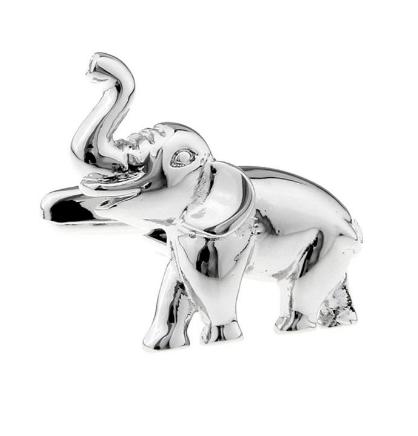 Spinki do mankietów słoń - 2