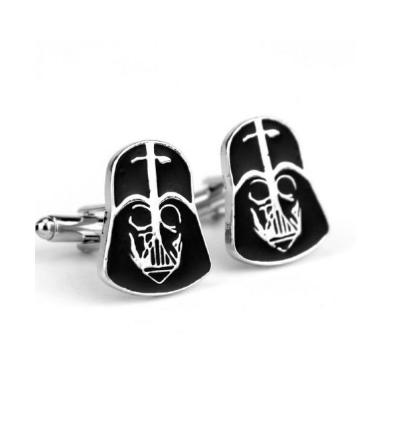 Spinki do mankietów Darth Vader Star Wars - 2