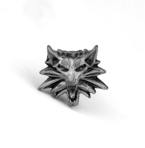 Spinki do mankietów wilk - 2