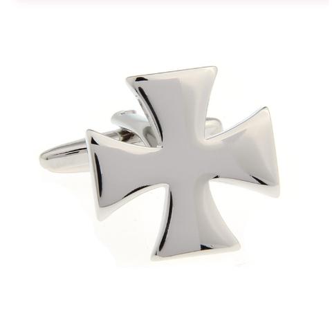 Spinki do mankietów z żelaznym krzyżem - 2
