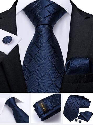 Spinki do mankietów i krawat Eris - 2