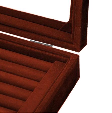 Box na spinki do mankietów 20 ks - 2