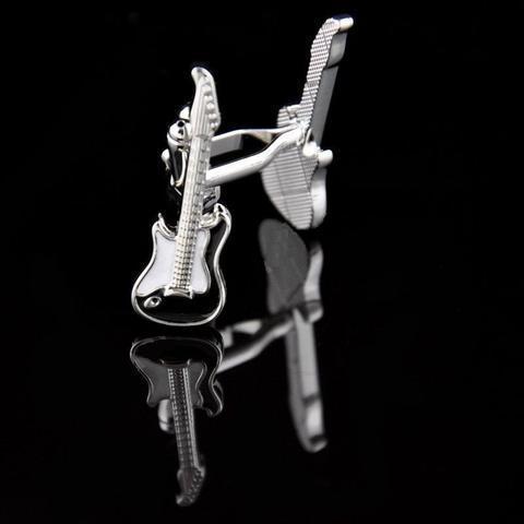 Spinki do mankietów gitara - 3