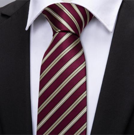 Spinki do mankietów z krawatem Peithó - 3