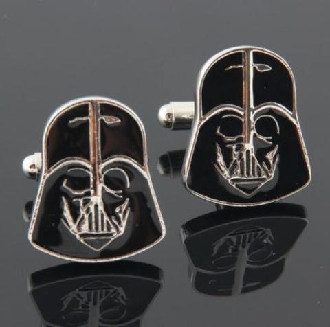 Spinki do mankietów Darth Vader Star Wars - 3