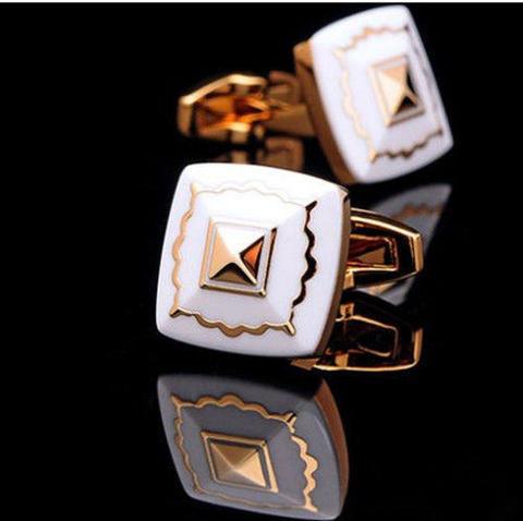 Spinki do mankietów Egipt piramidy - 5